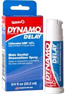 Dynamo Delay Spray 12 Packs Per Pop Display